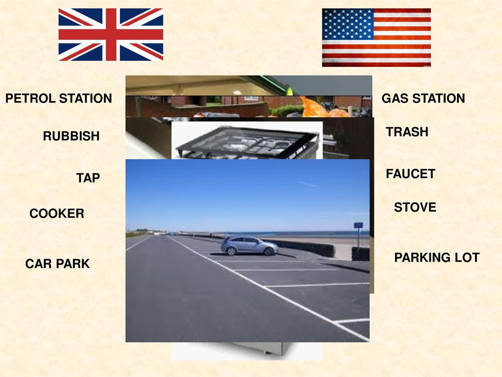 BRITISH ENGLISH VS. AMERICAN ENGLISH. - ppt download