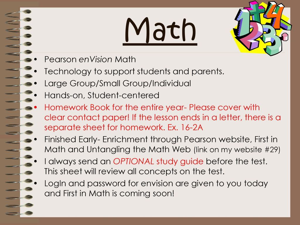 WELCOME TO OUR 2nd Grade FAMILY - ppt download