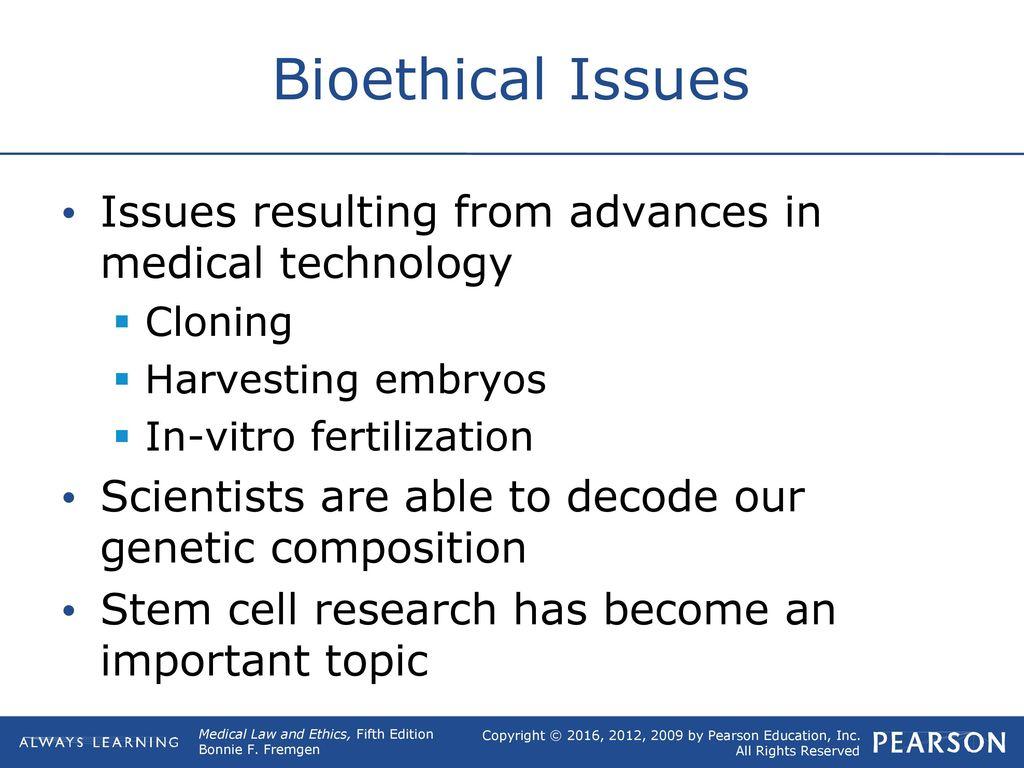 13 Bioethical ...