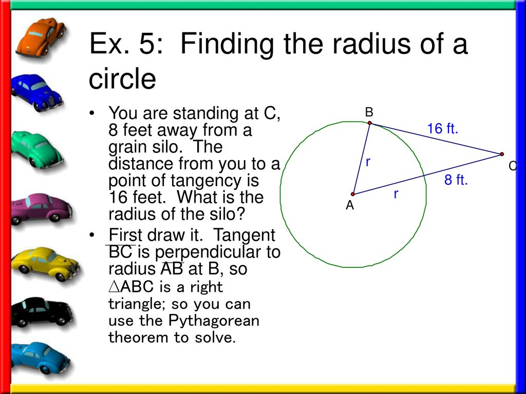 What is the radius