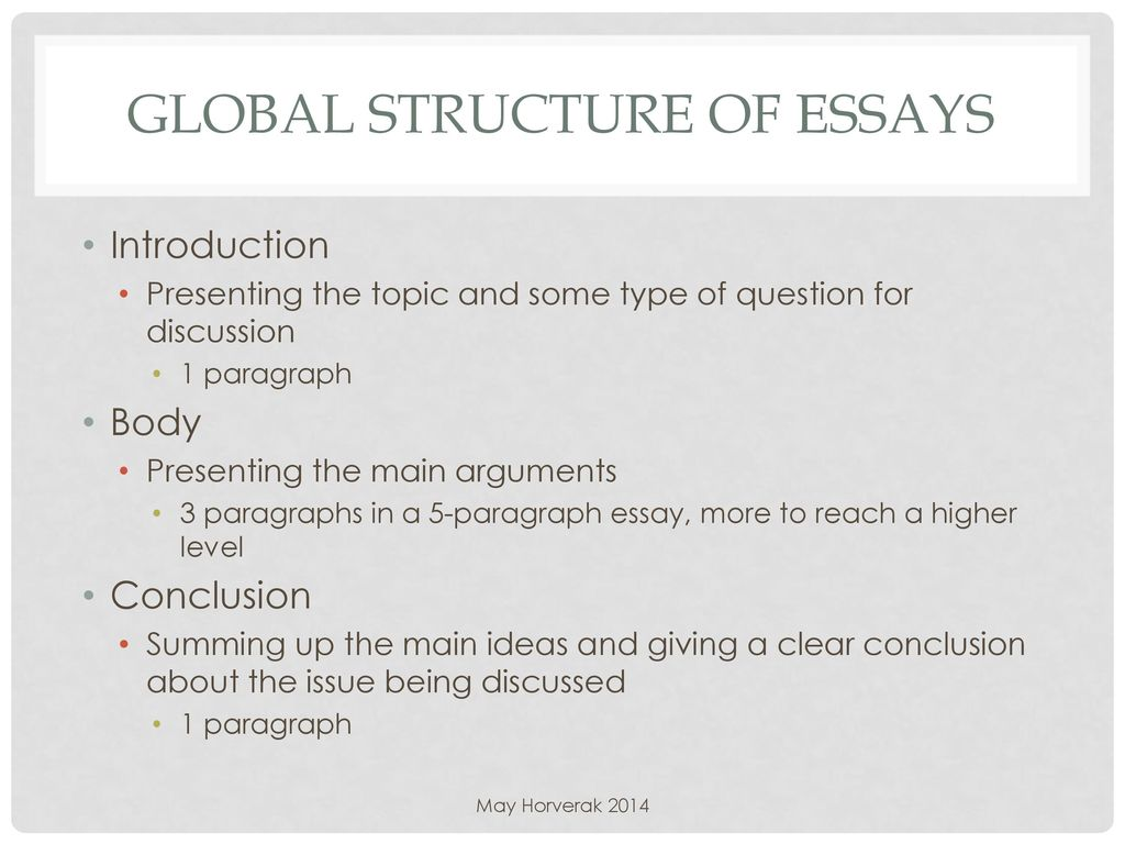 Modelling Of How To Write An Essay  Ppt Download Global Structure Of Essays Definition Essay Paper also Do My Video Assignment For Me  Need Assignment Help