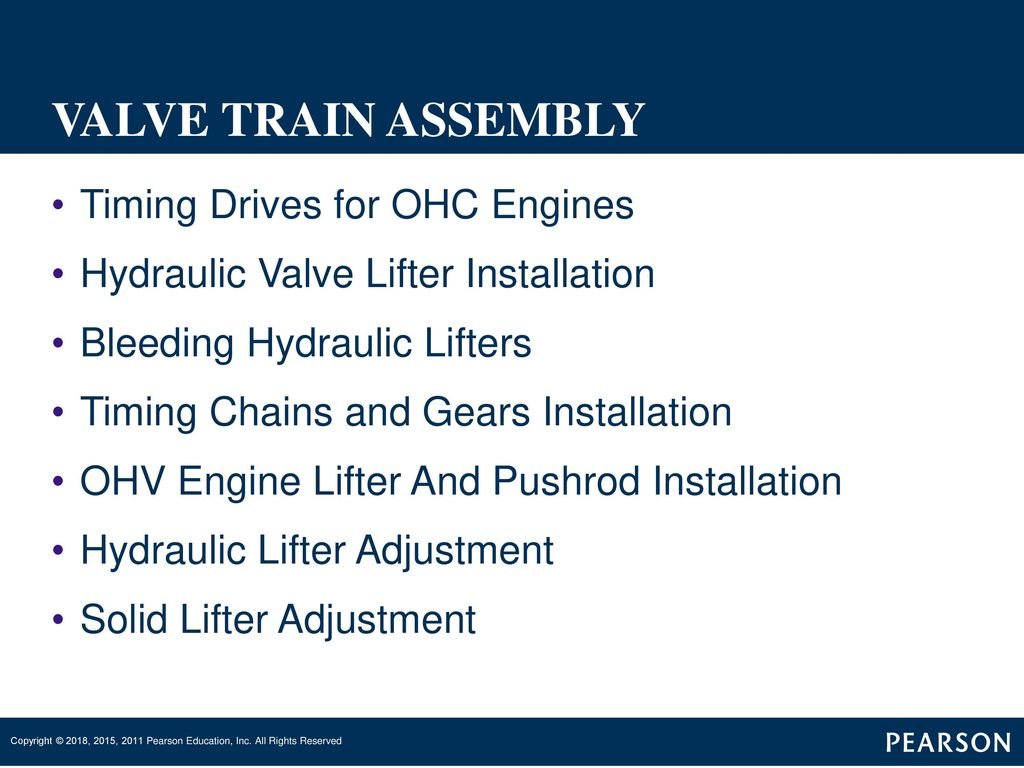 Automotive Engines Theory and Servicing - ppt download