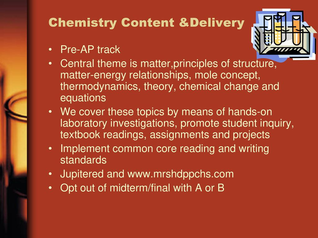 Welcome to HONORS Chemistry - ppt download