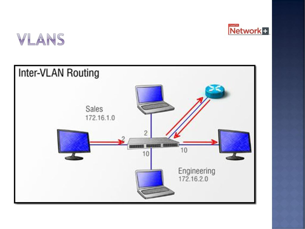 Switch Management Chapter Ppt Download 2 Way Animation 44 Vlans