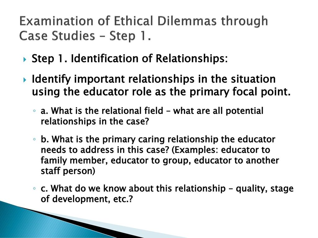 Ethical Thinking and Practice for Parenting Educators and