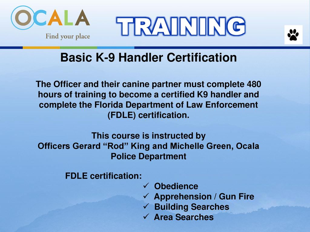 Ocala Police Department Ppt Download