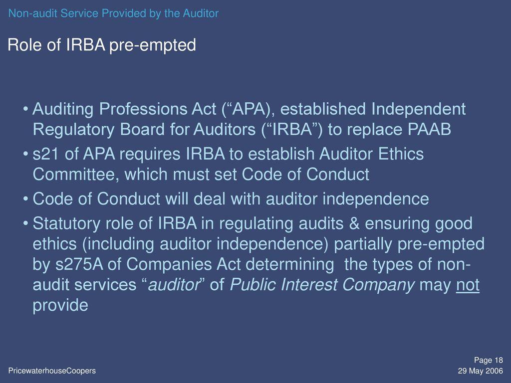 Corporate Laws Amendment Bill Submission to Portfolio