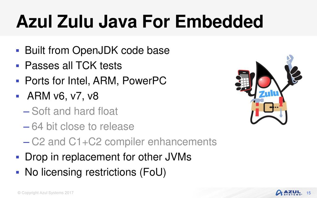 Building A Brain With Raspberry Pi And Zulu Embedded JVM - ppt download