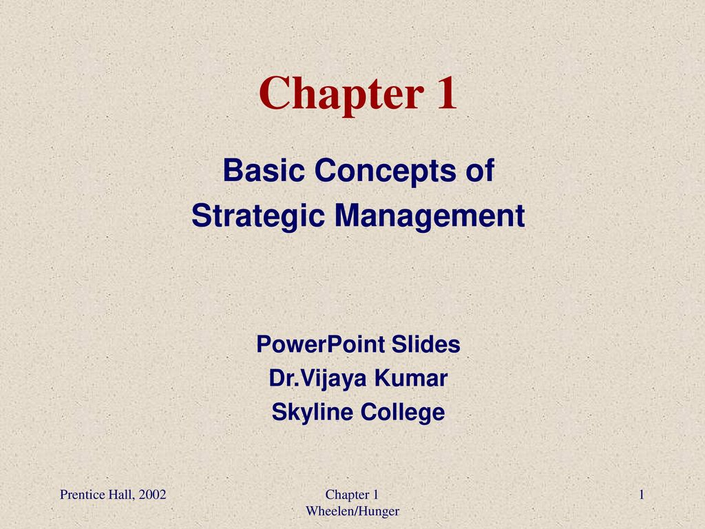 Infographic for strategic management process powerpoint template.