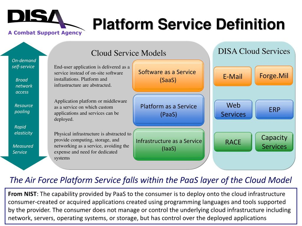 disa's transformation to a platform service provider - ppt download
