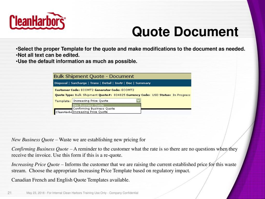 bulk quote management cs ppt download