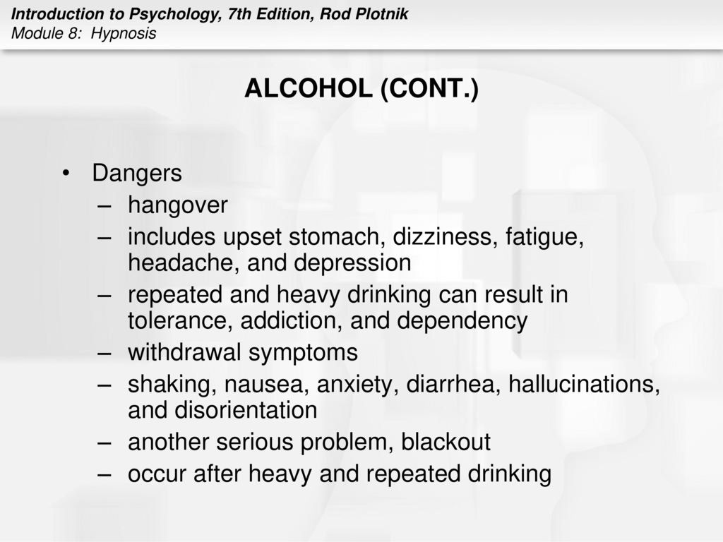 hypnosis to remember alcohol blackouts