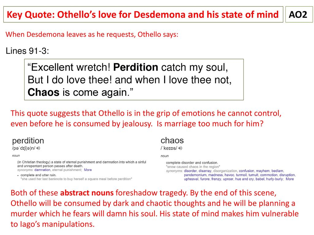 desdemona quotes in othello