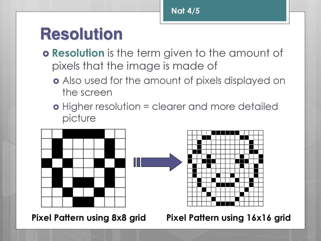 Computer Systems Nat 4/5 Data Representation Lesson 4: - ppt download