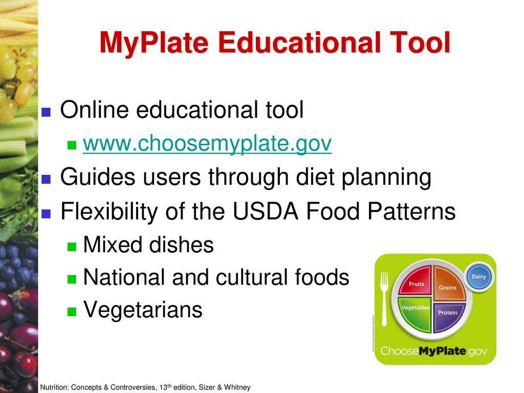 Nutrition Tools Standards And Guidelines Ppt Download