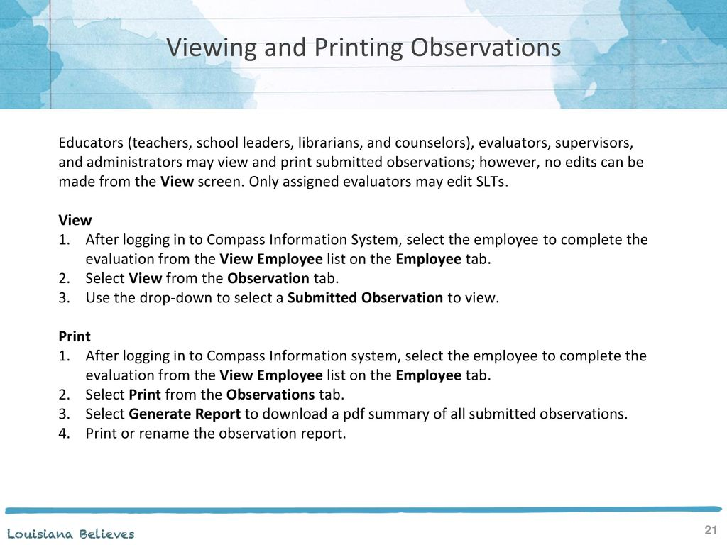 Compass Information System (CIS) - ppt download