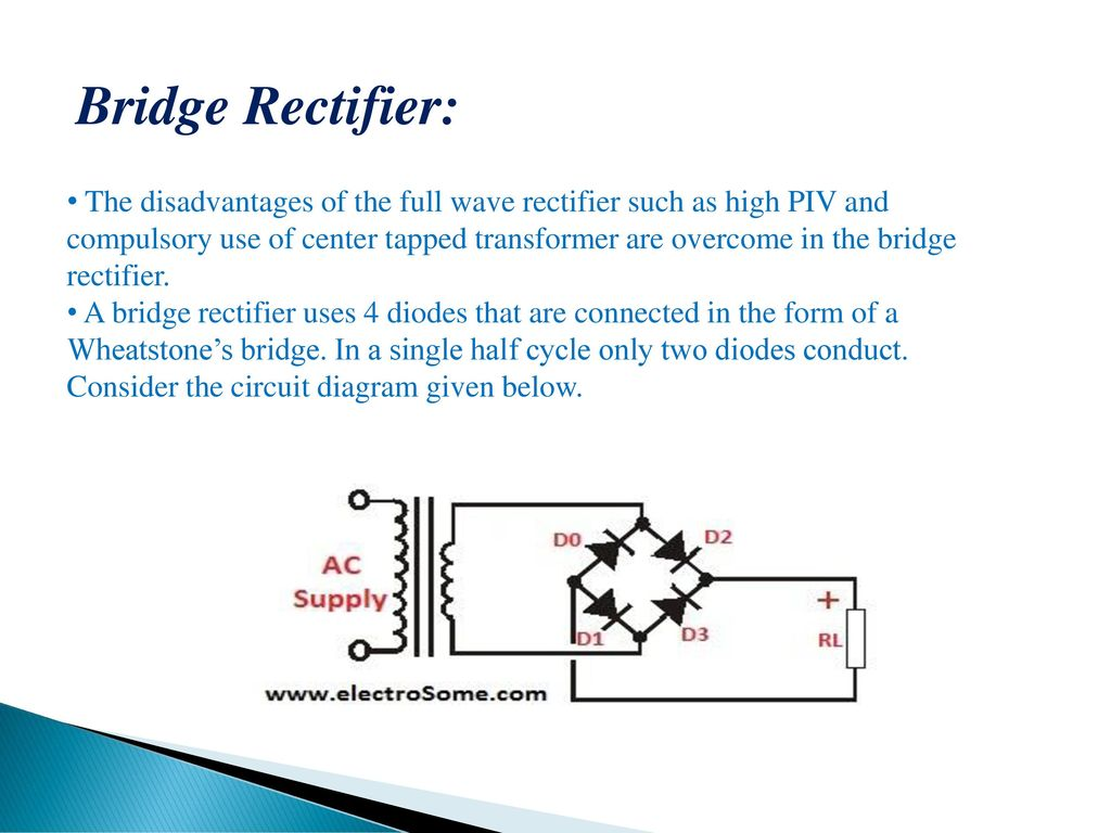 Prepared Bygroup No 3 Ppt Download Circuit Diagram Rectifier Bridge