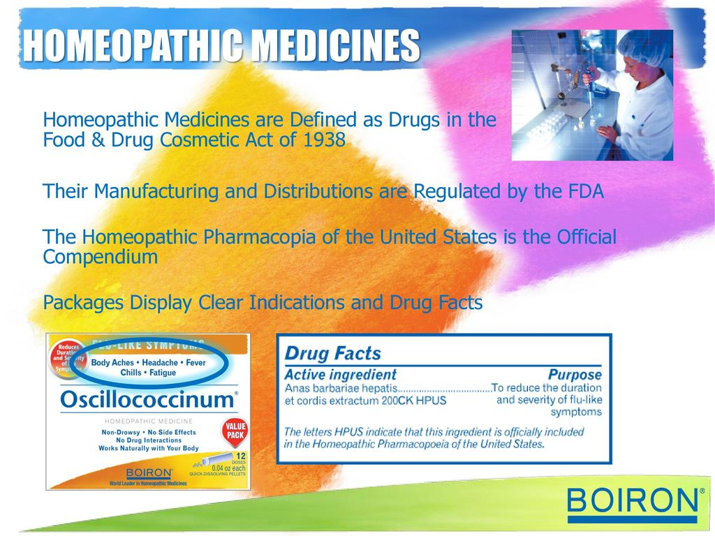 HOMEOPATHIC MEDICINES - ppt download