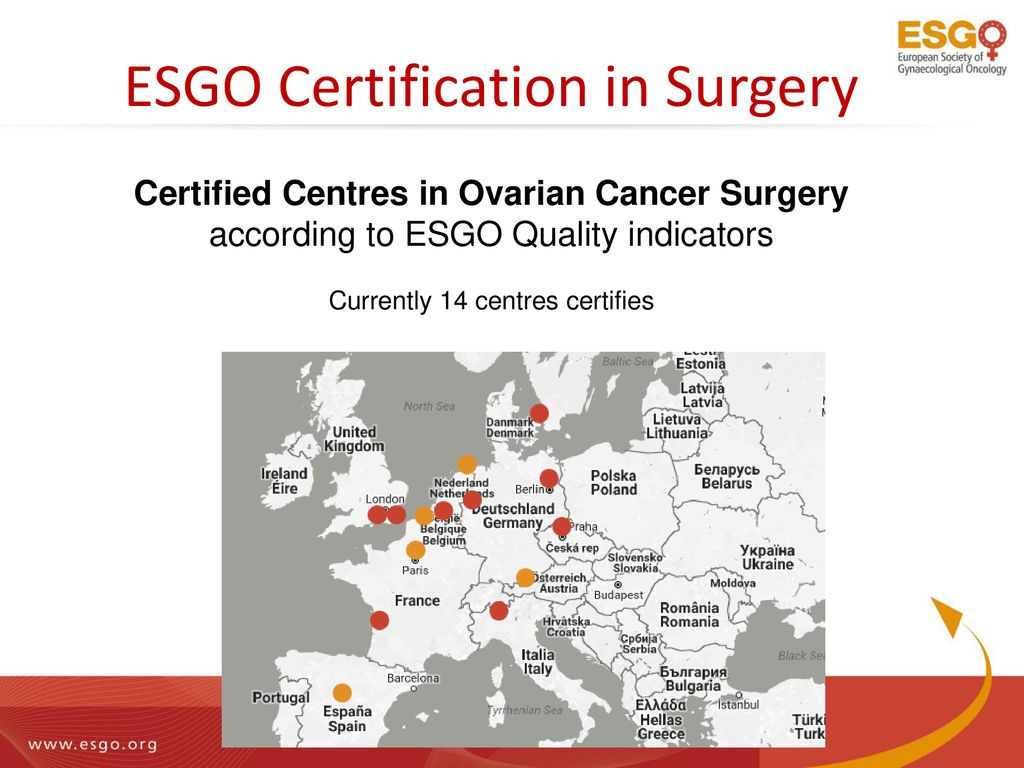 European Society Of Gynaecological Oncology Ppt Download