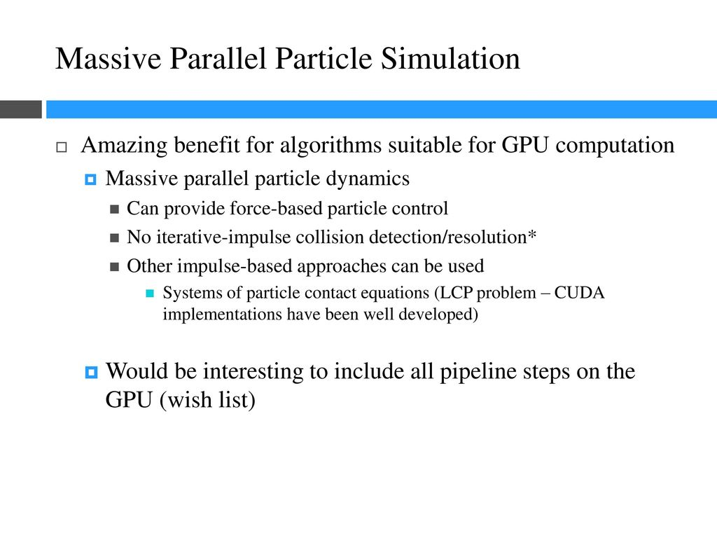 CSCI-7551 Parallel and Distributed Computing (Project) Shane Transue