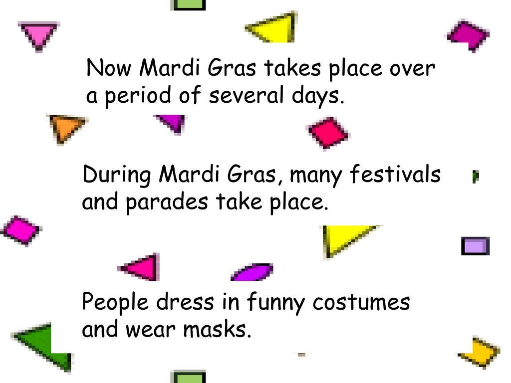 Mardi Gras In Alabama  - ppt download