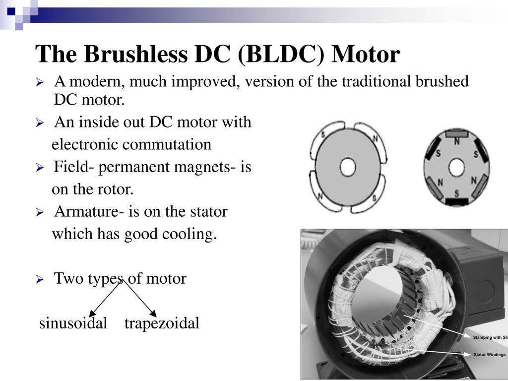 BRUSHLESS MOTOR COMMUTATION - ppt download