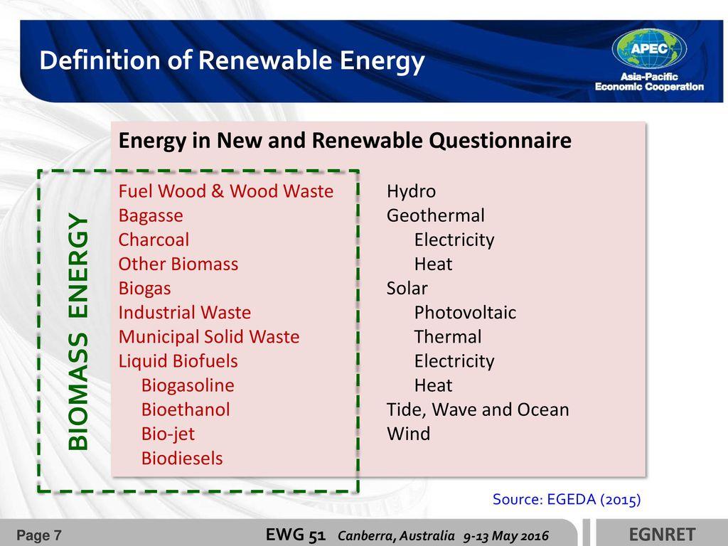 next steps toward achieving renewable energy goal - ppt download