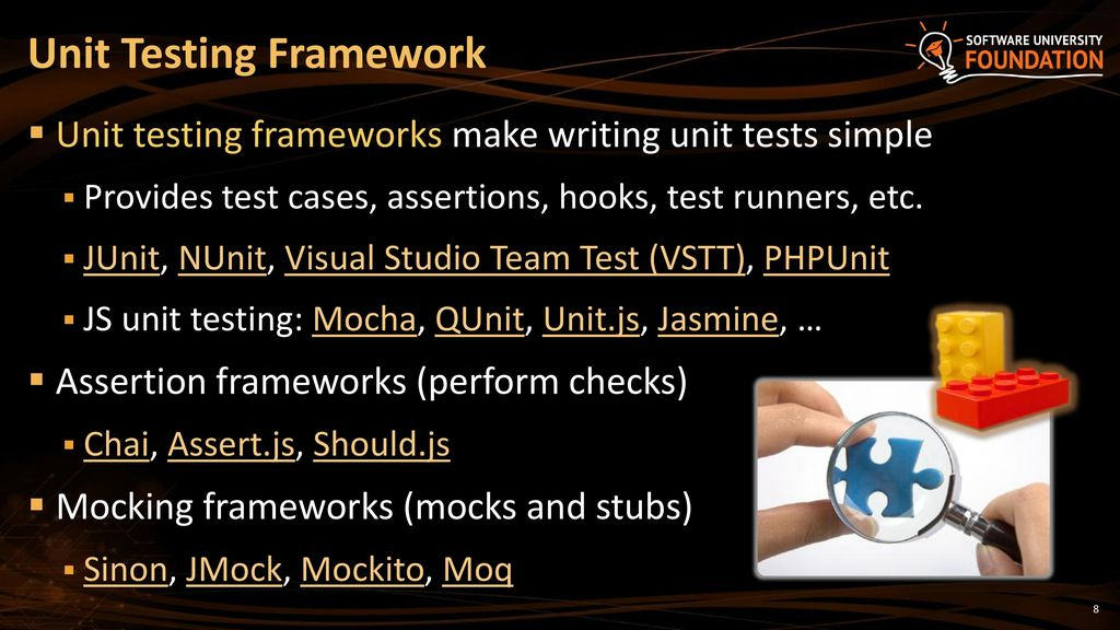 Unit Testing with Mocha - ppt download