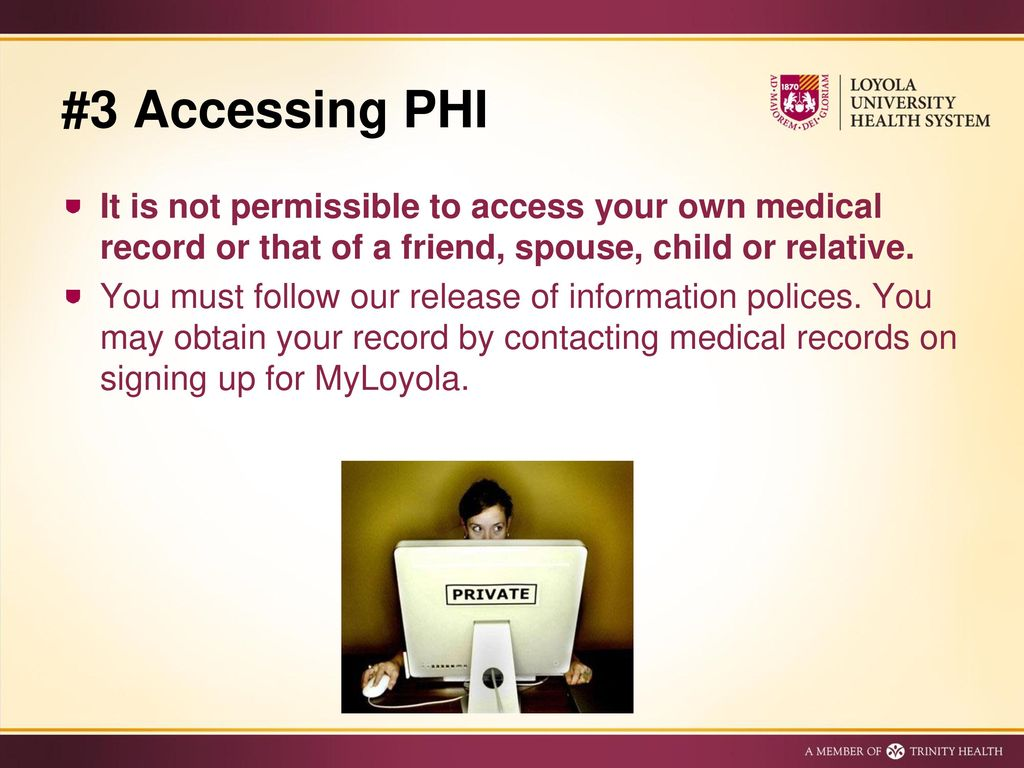 Top 10 HIPAA Do's and Don'ts - ppt download