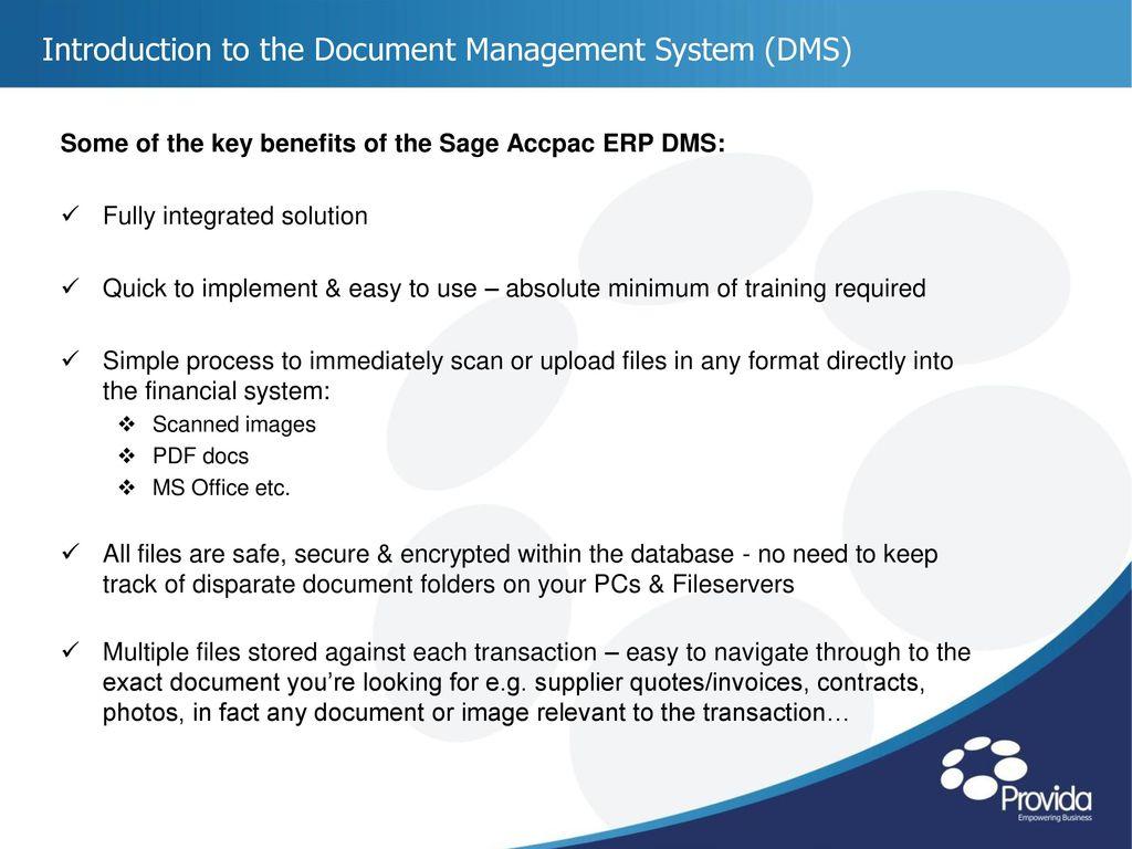 encrypted document management