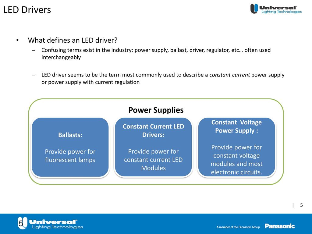 Led Driver Training Ppt Download Constant Current Drives Two 3 Watt Ledselectronics Project Circuts 5