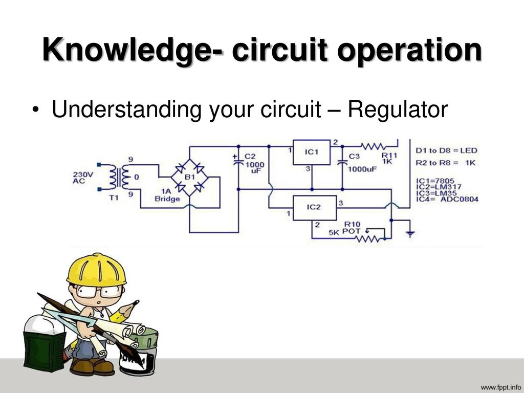 Basic Guides To Troubleshoot Your Circuit Ppt Download Understanding This Lm317 Led Driver Electrical Engineering Knowledge Operation