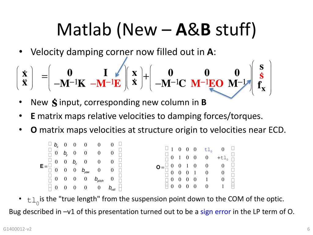 Adding ECD to Matlab/Mathematica SUS models - ppt download
