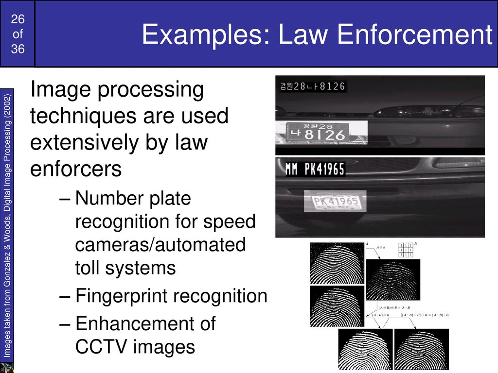 Digital Image Processing: Introduction - ppt download