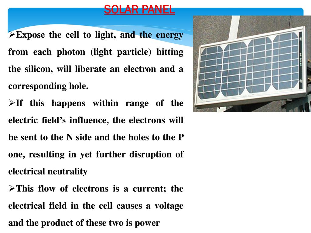 Solar Inverter Ppt Download With Panel Schematic Diagram Also Npn And Pnp Transistor