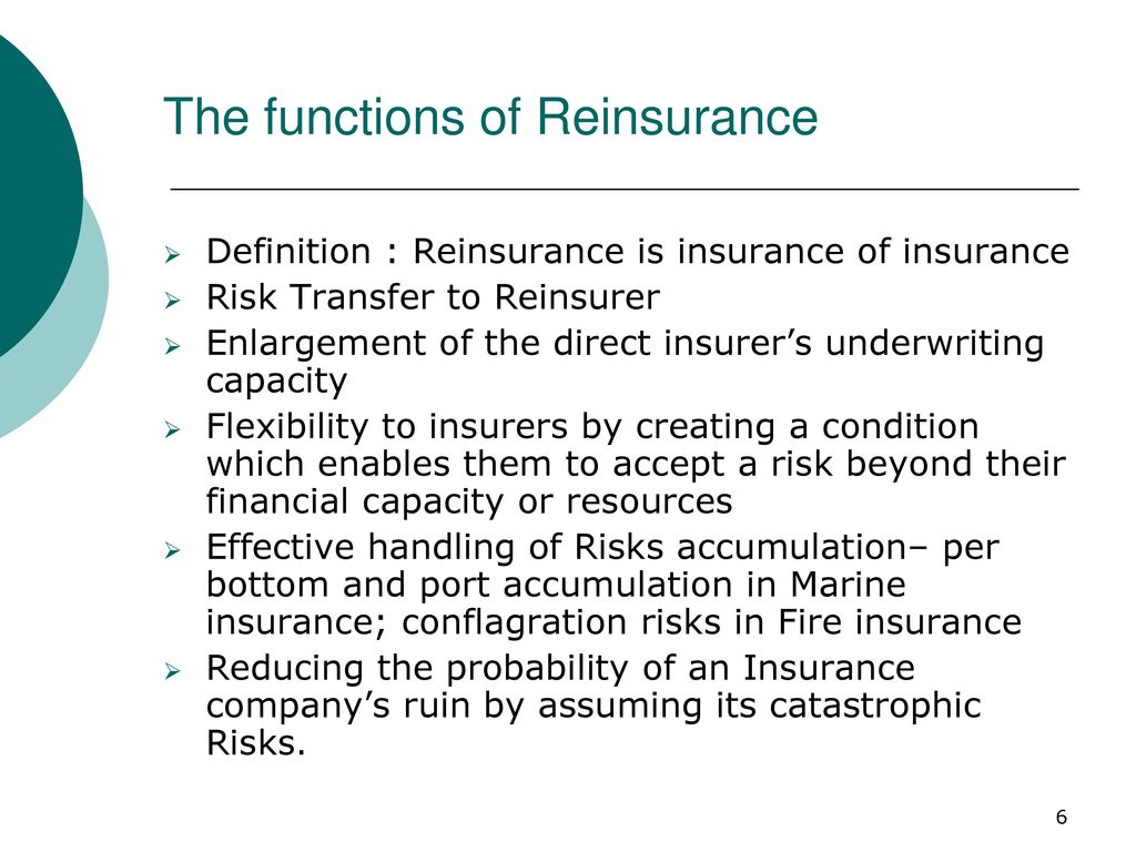 Practice Of Reinsurance In Bangladesh 19th November Ppt Download