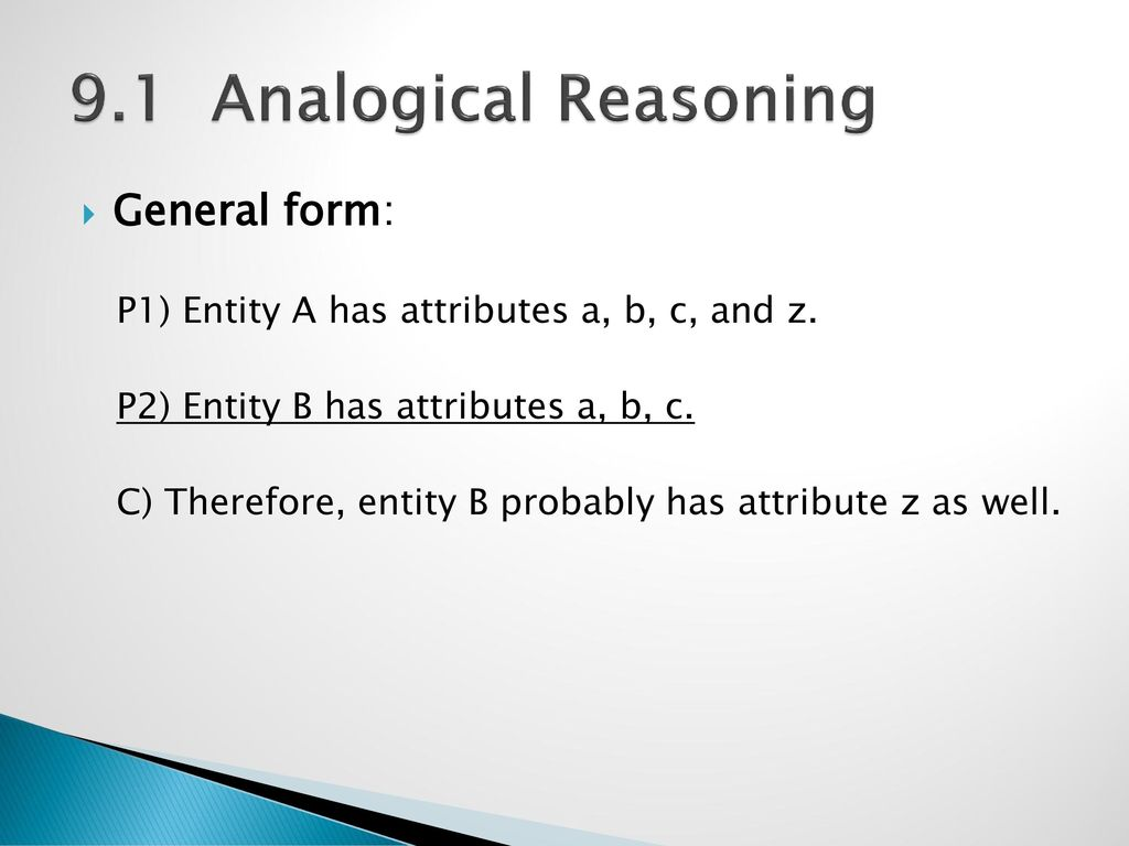 Image result for analogical reasoning