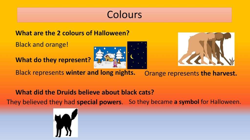 Halloween Origins And History Ppt Download