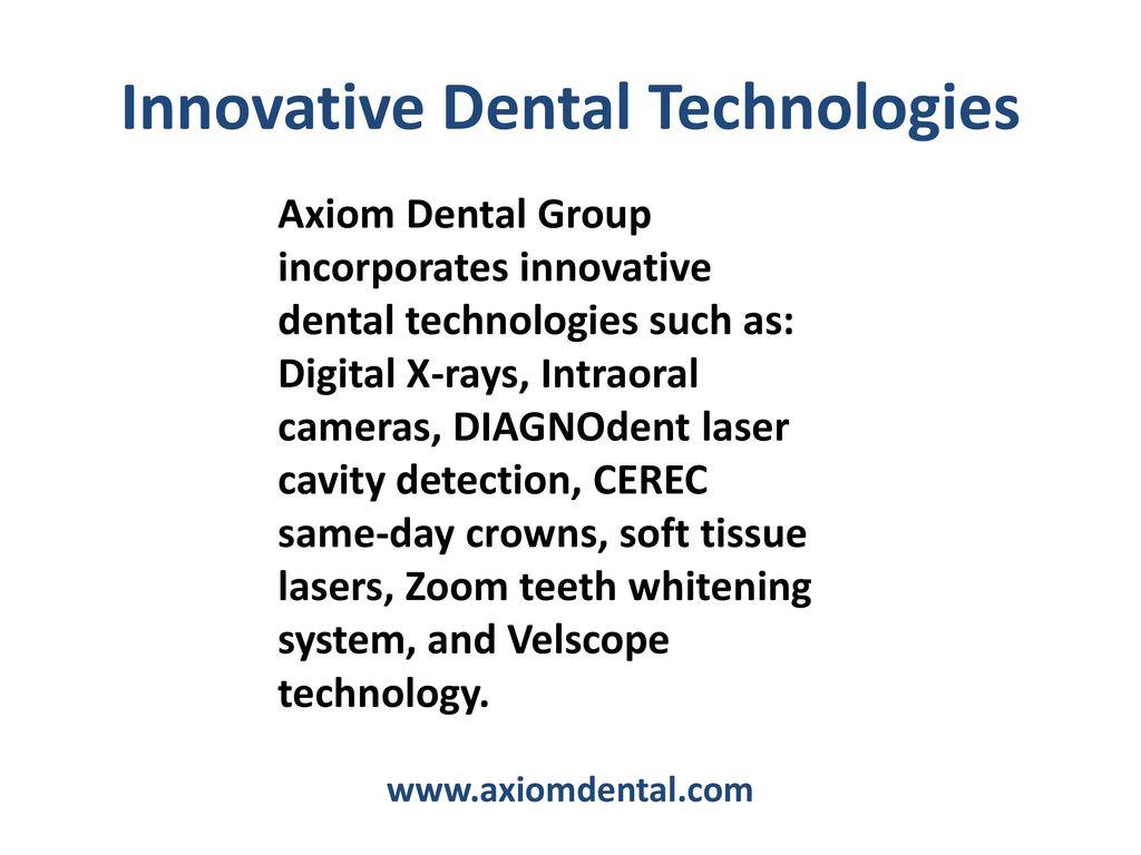 Dental Office Aurora Axiom Dental Group, a dental office in