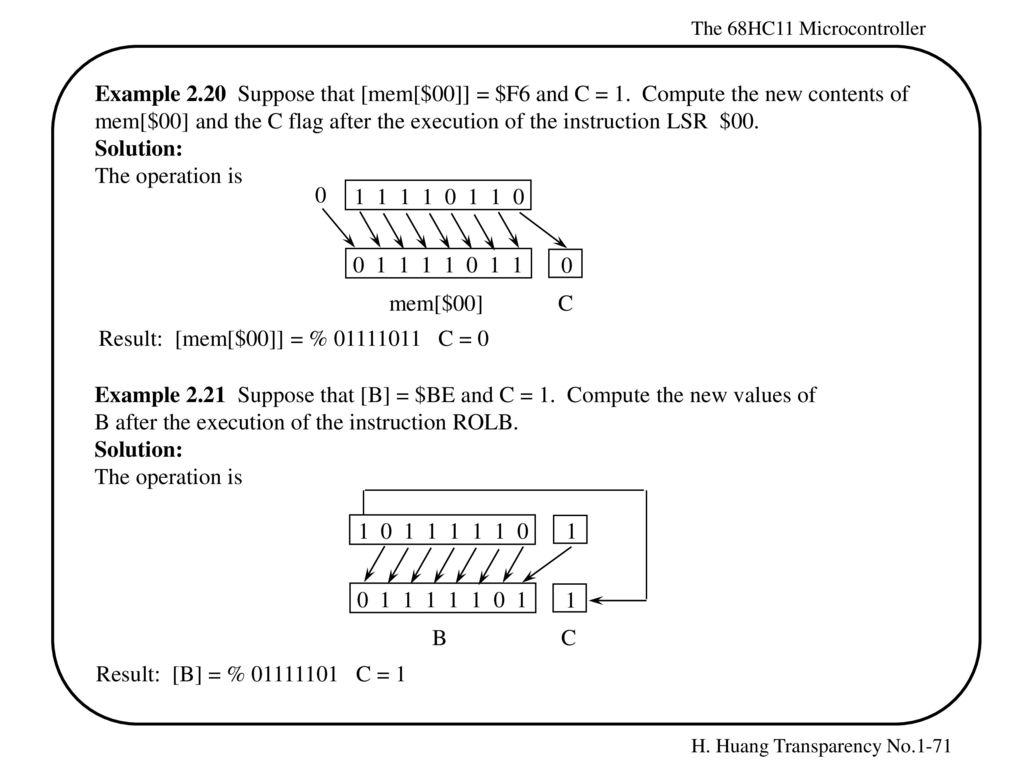 71 Example 2.