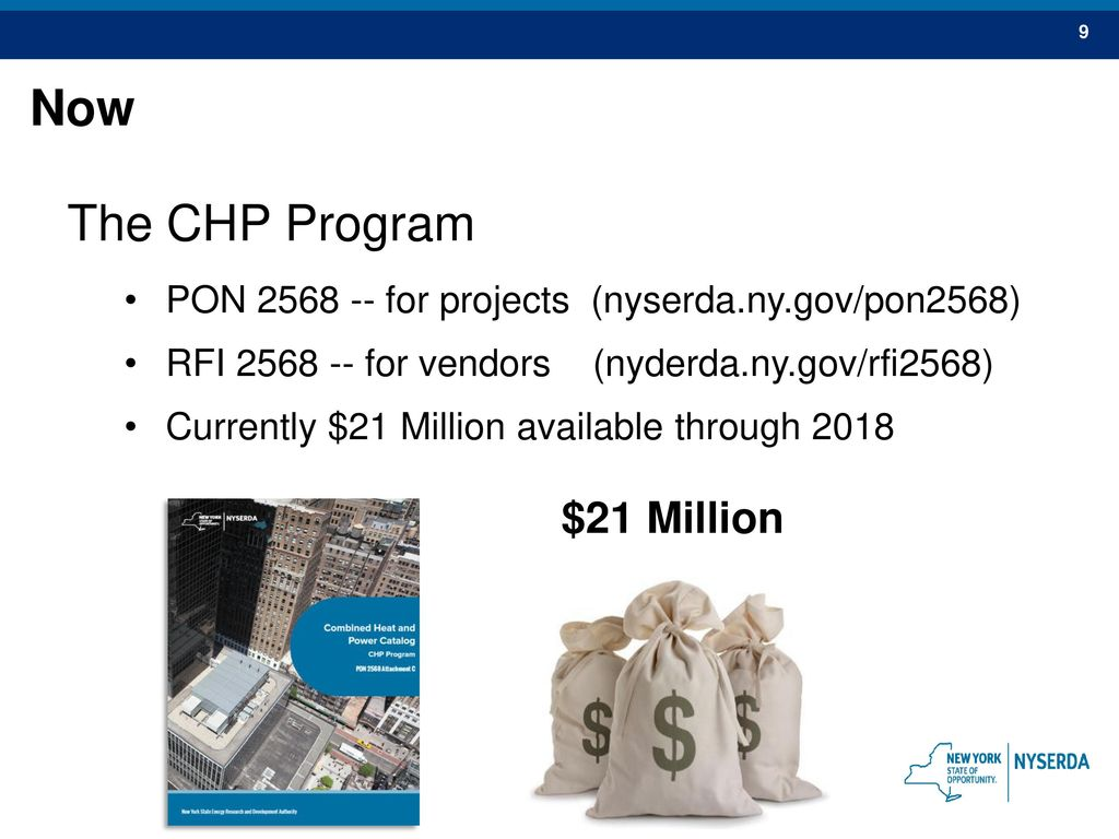 NYSERDA's CHP Program Dr  Dana Levy of NYSERDA: - ppt download