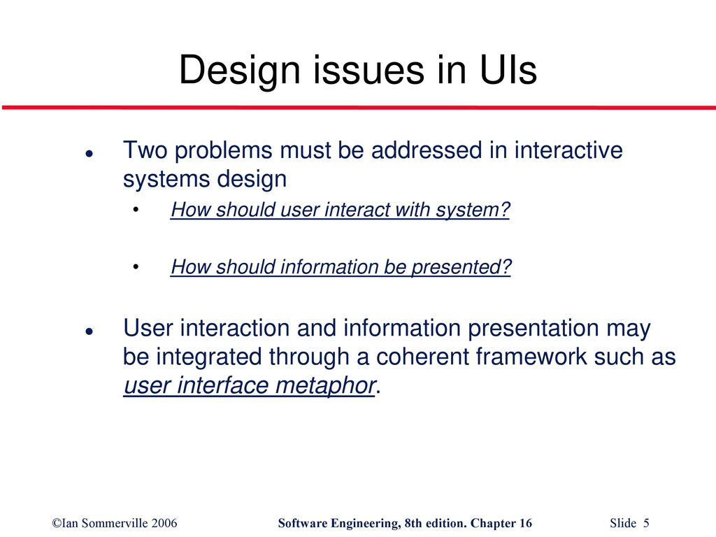 User Interface Design Ppt Download