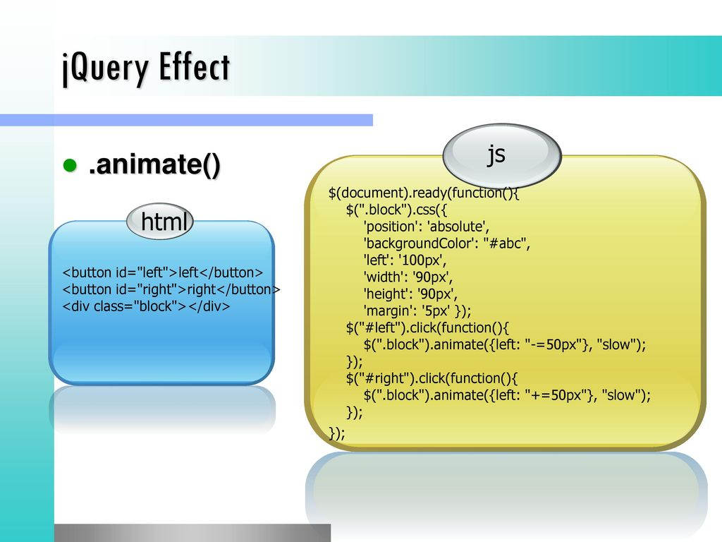 Introduction to jQuery - ppt download