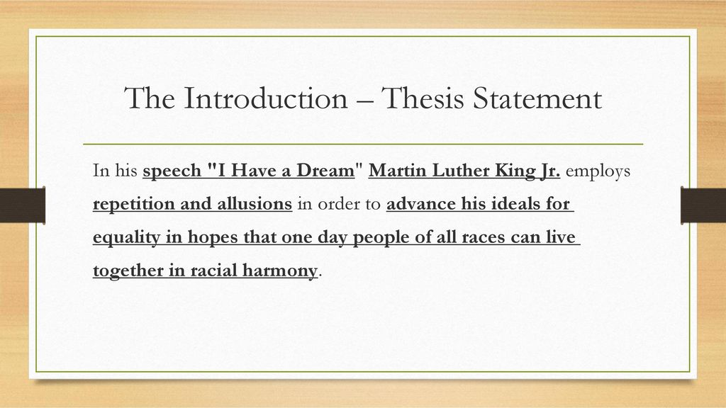 famous martin luther king speech