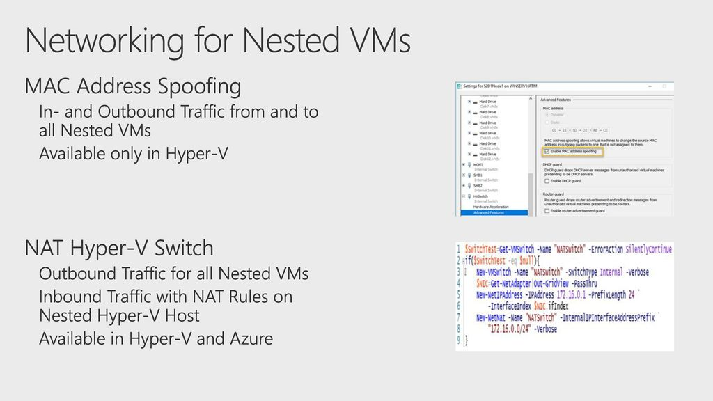 Nested Virtualization: A game changer in Hyper-V and Azure