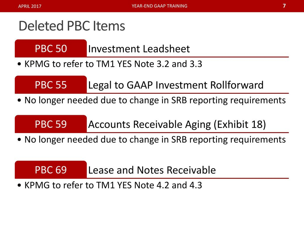 pbc (prepared by client) - ppt download