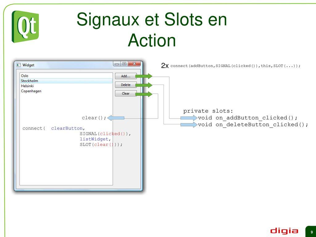 Qt Signal Slot Infinite Loop