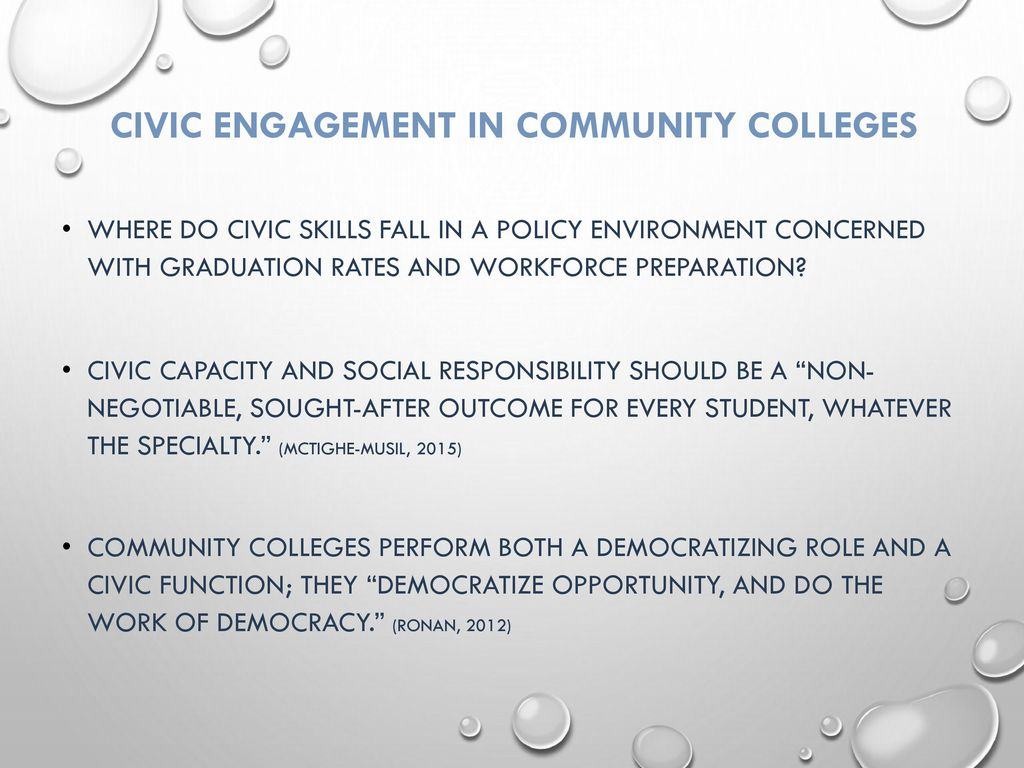 what is civic engagement and social responsibility