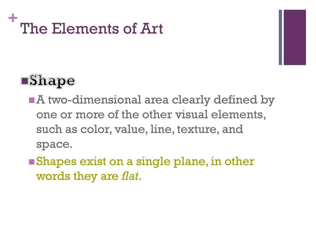 the elements of art and design - ppt download