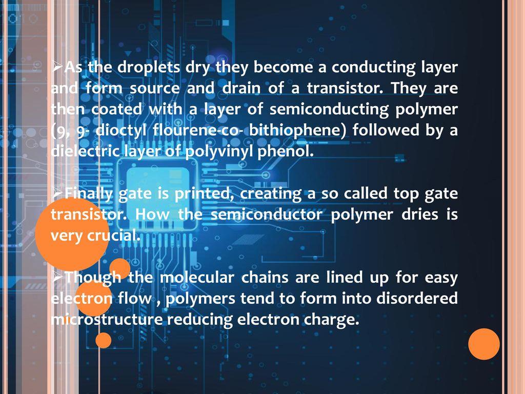 Polytronics Emerging Technology Its Applications